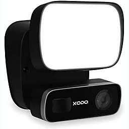 XODO® E8 Smart Outdoor Security Wi-Fi Floodlight Camera