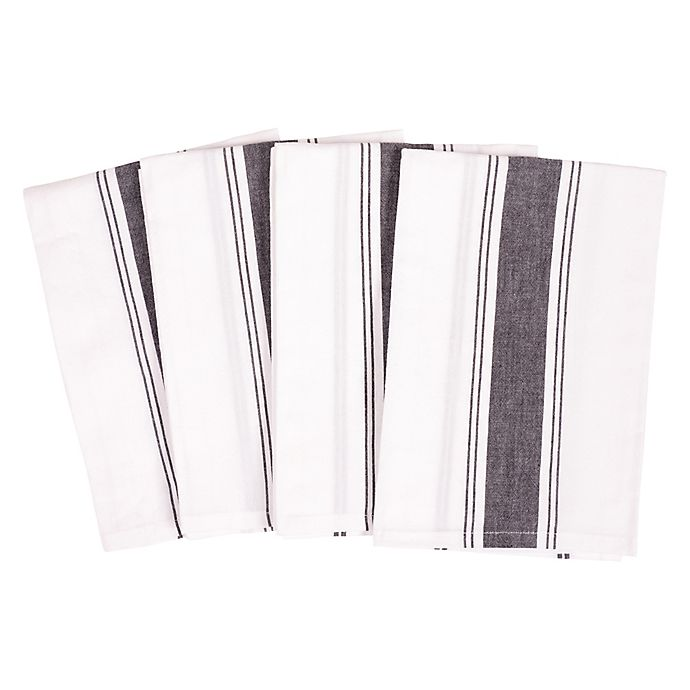 Alternate image 1 for Our Table™ Select Flour Sack Kitchen Towels (Set of 4)