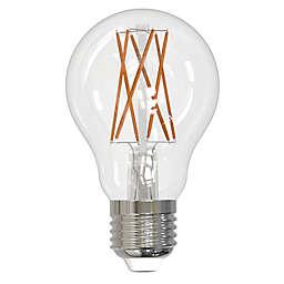 Bulbrite 2-Pack 8.5-Watt A19 Warm White LED Light Bulbs