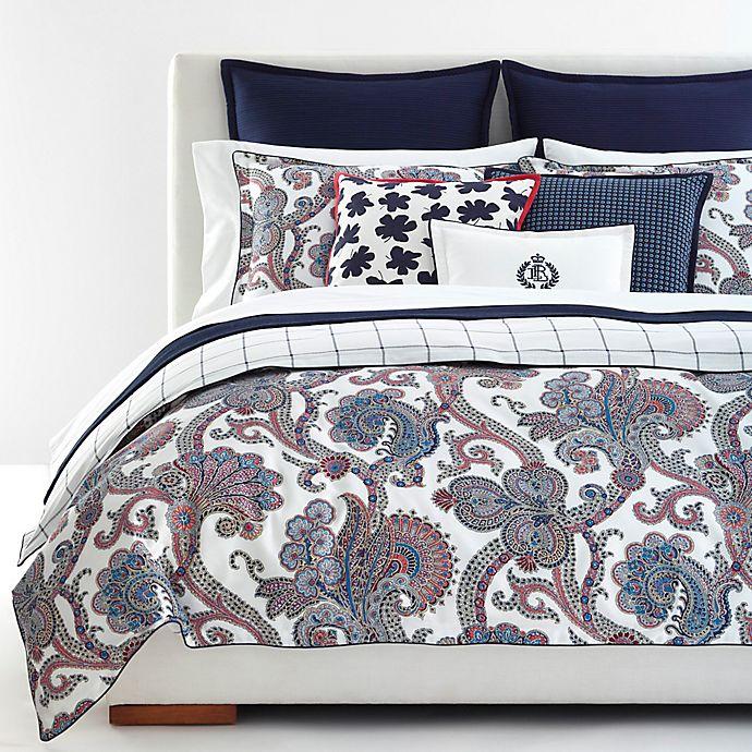 Alternate image 1 for Lauren Ralph Lauren Carter 3-Piece Reversible Comforter Set