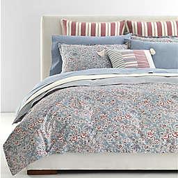 Lauren Ralph Lauren Maddie 3-Piece Reversible Comforter Set in Blue