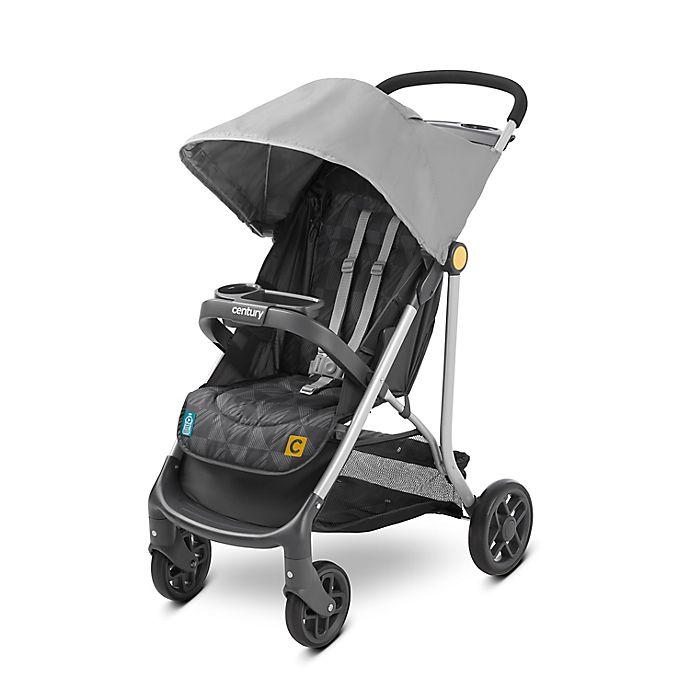 Alternate image 1 for Century® Stroll On™ 4-Wheel Lightweight Stroller in Metro
