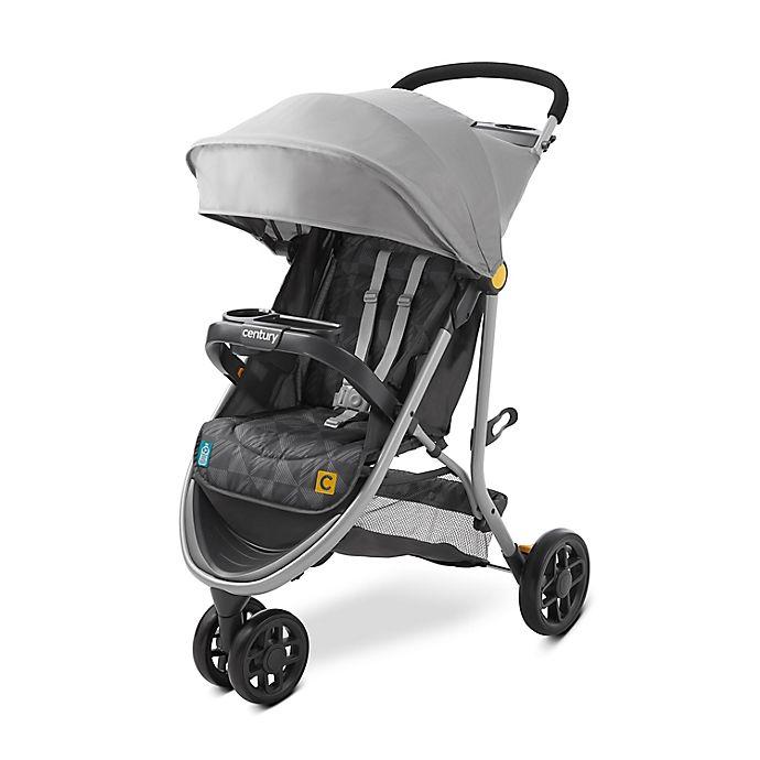 Alternate image 1 for Century® Stroll On™ 3-Wheel Lightweight Stroller in Metro