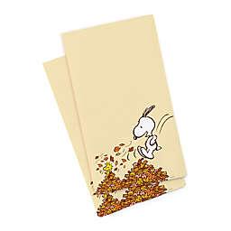 GRAPHIQUE DE FRANCE® Peanuts™ 20-Count Snoopy Harvest Guest Napkins