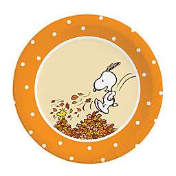 GRAPHIQUE DE FRANCE® Peanuts™ 8-Count Snoopy Harvest Dessert Plates