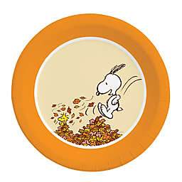 GRAPHIQUE DE FRANCE® Peanuts™ 8-Count Snoopy Harvest Dinner Plates