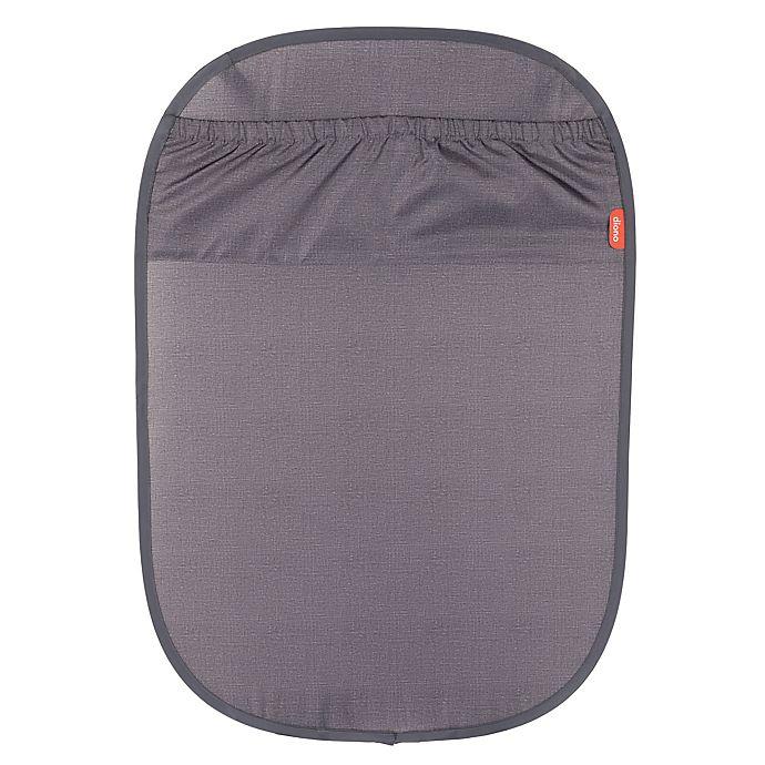 Alternate image 1 for Diono® Stuff 'n Scuff X-Large Car Organizer in Grey