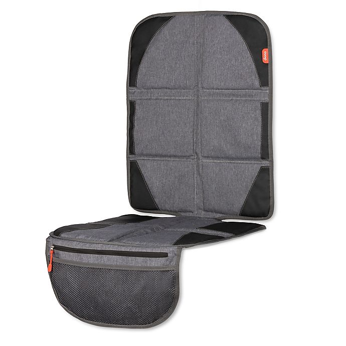 Alternate image 1 for Diono® Ultra Mat Deluxe Seat Protector in Grey