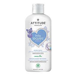 Attitude® Natural Care 16 oz. Bubble Wash in Almond Milk