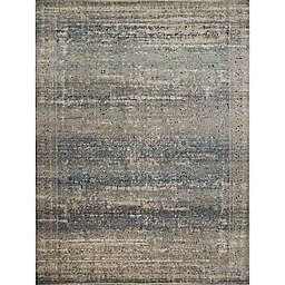 Loloi Millennium Rug in Grey/Blue