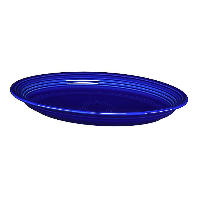 Alternate image 1 for Fiesta® 12.5-Inch Oval Platter in Twilight