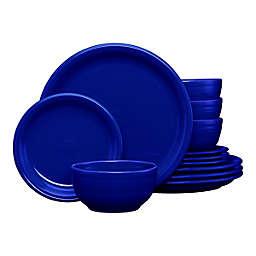 Fiesta® 12-Piece Bistro Dinnerware Set in Twilight