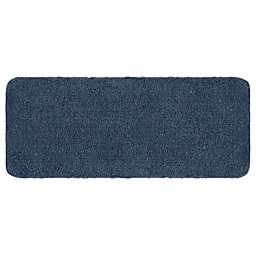 "Nestwell™ Soft Plush 24"" x 60"" Bath Runner in Slate Blue"