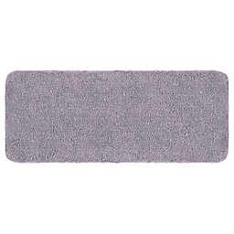 "Nestwell™ Soft Plush 24"" x 60"" Bath Runner in Light Grey"