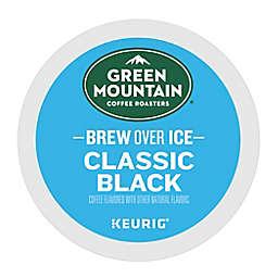Green Mountain Coffee® Brew Over Ice Classic Black Keurig® K-Cup® Pods 24-Count