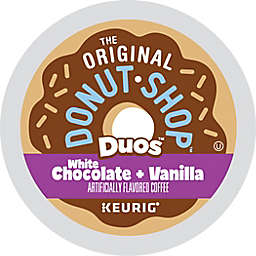 The Original Donut Shop® Duos White Chocolate Vanilla Keurig® K-Cup® Pods 24-Count