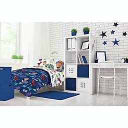 Blippi Dino Fun 4-Piece Toddler Bed Set