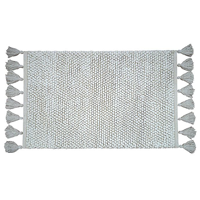 Alternate image 1 for Bee & Willow™ Home Looped Fringe Bath Rug