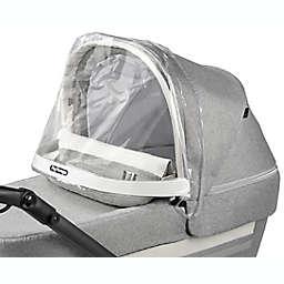 Peg Perego Visor Rain Cover in White