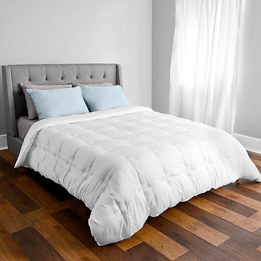 Alternate image 1 for Tempur-Pedic® LuxeSoft Ultra Plush Comforter