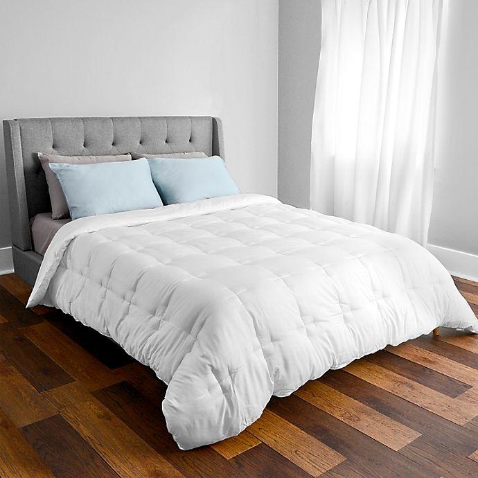 Alternate image 1 for Tempur-Pedic® LuxeSoft Ultra Plush Twin Comforter