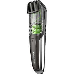 Remington Vacuum Beard & Stubble Trimmer 6000 in Black/Green