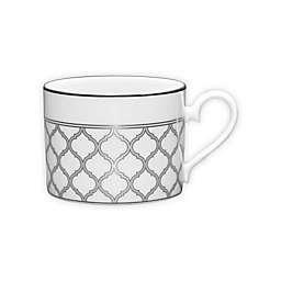 Noritake® Eternal Palace Cups in White/Platinum (Set of 4)