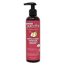 Pura D'or® 8 oz. Apple CIder Vinegar Thin2Thick Shampoo