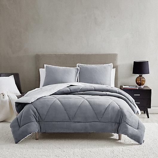 Alternate image 1 for UGG® Avery 3-Piece Reversible Comforter Set