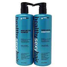 Sexy Hair® Healthy Sexy Hair® 25 oz. Moisturizing Shampoo and Conditioner
