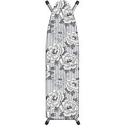 Westex® Peony Stripe Ironing Board Cover in Grey