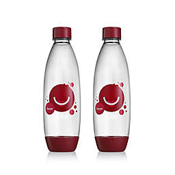 SodaStream® 2-Pack Bubly Cherry Carbonating Bottles