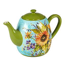 Certified International Sun Garden Teapot
