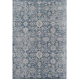 Rugs America Milford Palace 5' x 7' Area Rug in Blue