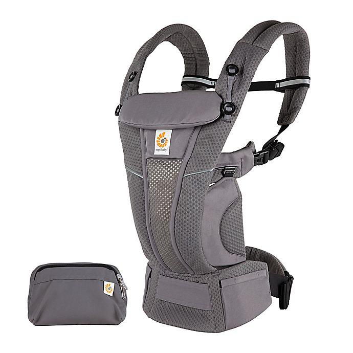 Alternate image 1 for Ergobaby™ Omni™ Breeze Baby Carrier