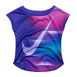 Nike® Pixel Gradient Dry-Fit Short Sleeve T-Shirt