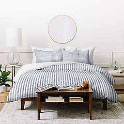 Deny Designs Holli Zollinger Stripe 3-Piece Duvet Set