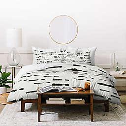 Deny Designs Wabi Sabi Abstract 3-Piece Duvet Cover Set
