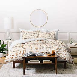 Deny Designs Atacama Abstract 3-Piece Duvet Cover Set