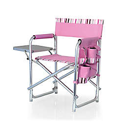 Picnic Time® Folding Sports Chair in Pink