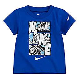 Nike® Comic Panels Short Sleeve Shirt in Game Royal