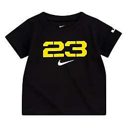 Nike® Lebron Short Sleeve Shirt in Black