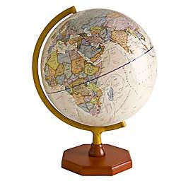 Waypoint Geographic Voyager Desk Globe in Beige/Multi