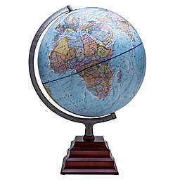 Waypoint Geographic Pacific Desk Globe in Blue/Multi