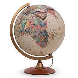 Waypoint Geographic Colombo Raised Relief Illuminated Designer Globe