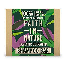 Faith In Nature 3 oz. Lavender & Geranium Shampoo Bar
