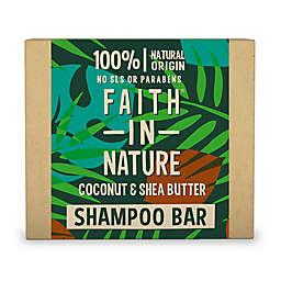 Faith In Nature 3 oz. Coconut & Shea Butter Shampoo Bar