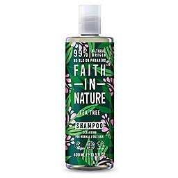 Faith In Nature 13.5 oz.  Tea Tree Shampoo