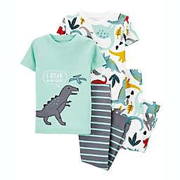 carter's® Cotton 4-Piece Pajama Set