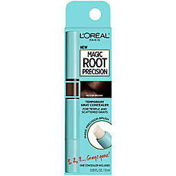 L'Oreal® Temporary Gray Hair Color Concealer Brush in Medium Brown
